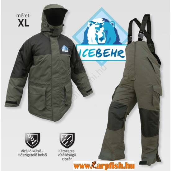 Ice Behr Extreme thermoruha XL