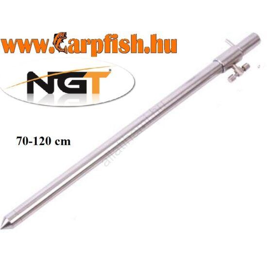 NGT Leszúró pálca saválló 50-90cm