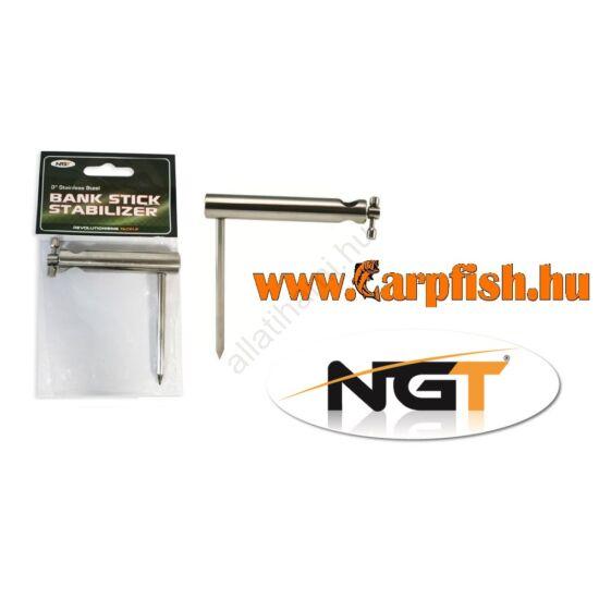 NGT Stainless Steel Bank Stick Stabiliser (stabilizátor-leszúróhoz)