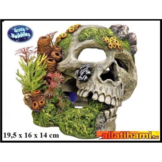 Nobby koponya  levegő porlasztóval  19,5 x 16 x 14 cm