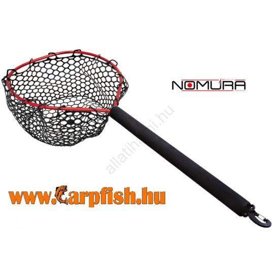 Nomura alumínium pergető merítőháló hosszú nyéllel