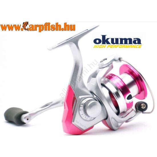 OKUMA Pink pearl V2 PP2-3000FD 1+1bb pergető orsó