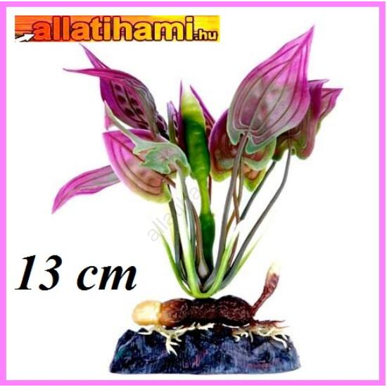 Penn Plax  Malay Cryp műnövény  13 cm