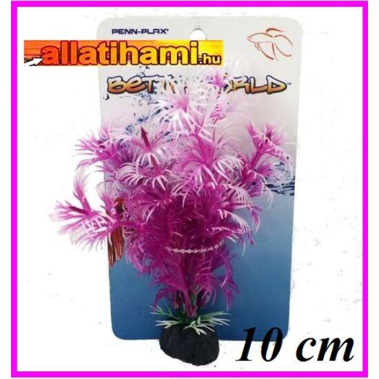 Penn Plax  Betta World rózsaszín műnövény 10 cm
