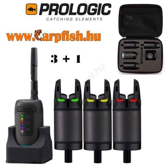Prologic K3 Bite Alarm Set 3+1 Kapásjelző Szett