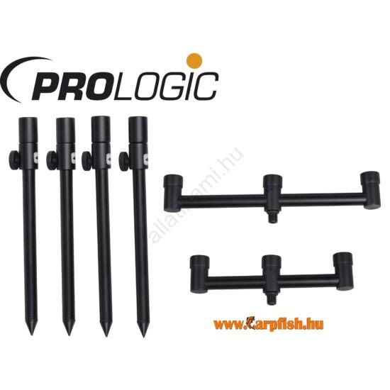 PROLOGIC Black Fire Buzz & Sticks 3 Rods Kit készlet