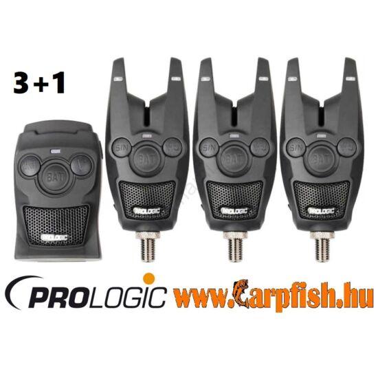 Prologic BAT+ Bite Alarm Kapásjelző Szett 3+1