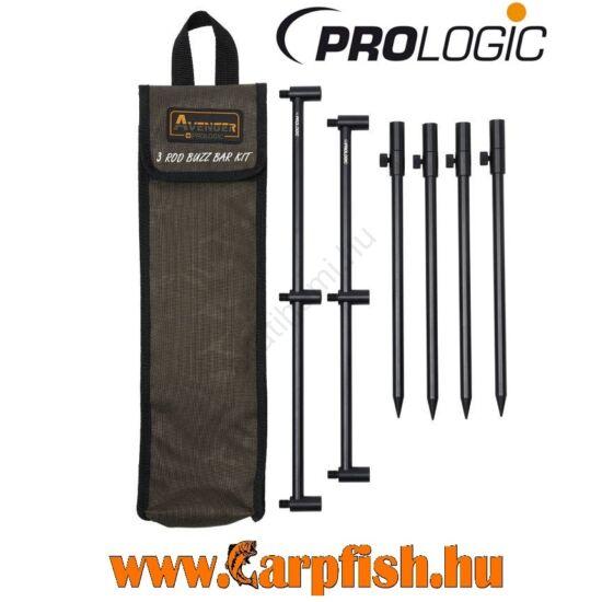 Prologic Avenger Buzz Bar Kit 3 Rod 3 botos leszúró készlet