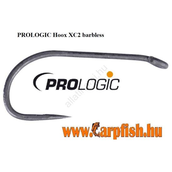 PROLOGIC Hoox XC2 szakáll nélküli bojlis horog