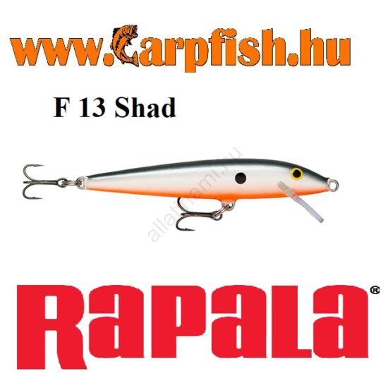 RAPALA Original Floater - 13cm / F13  Shad(F13SD)