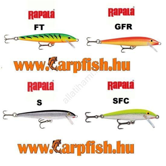 Rapala Original Floater 9 cm(felúszó)