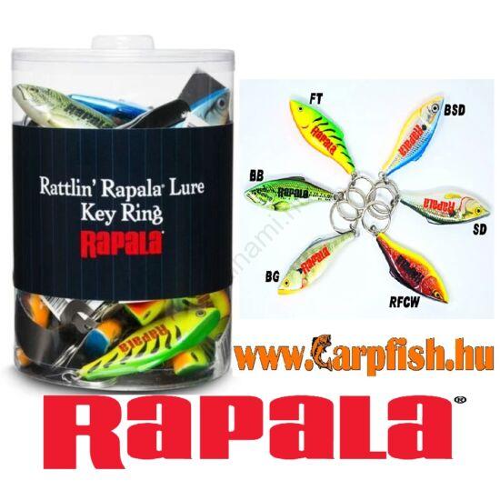 Rapala Rattlin 'Rap Lure csali  kulcstartó