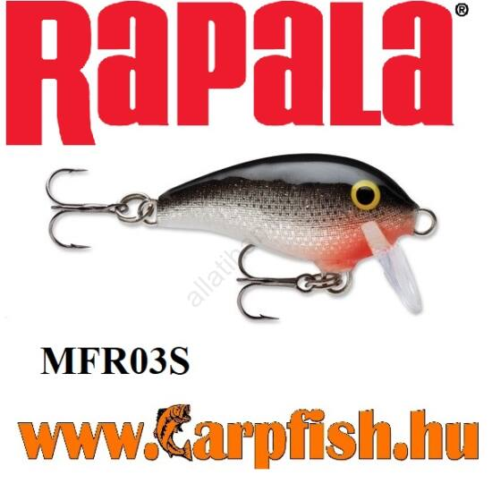 Rapala Mini Fat Rap MFR03 S