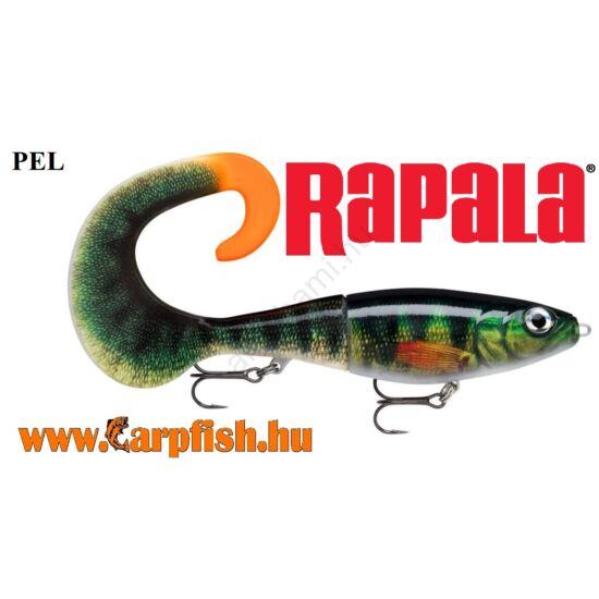 Rapala X-Rap Otus wobler XROU25 PEL