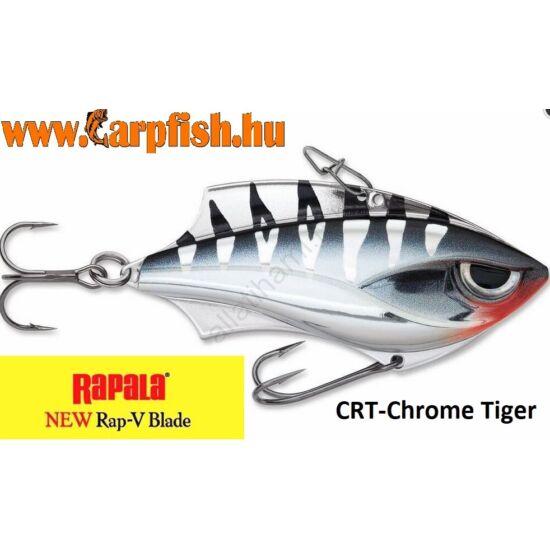 Rapala V Blade CRT-Chrome Tiger