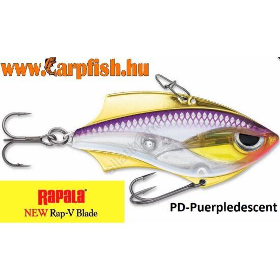 Rapala V Blade PD-Puerpledescent