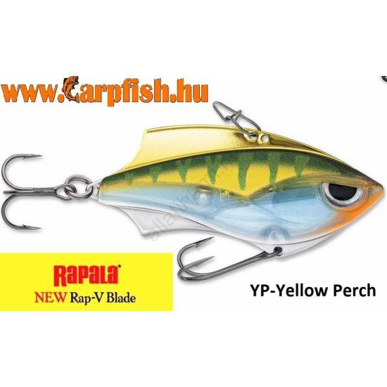 Rapala V Blade YP-Yellow Perch