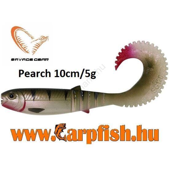 Savage Gear LB Cannibal Curltail Perch 10cm/5g