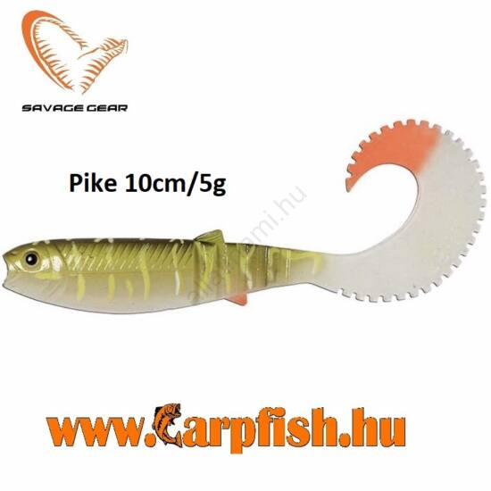 Savage Gear LB Cannibal Curltail Pike 10cm/5g