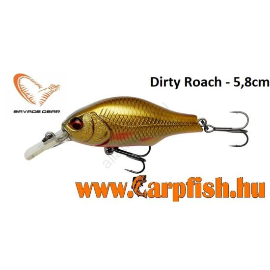 Savage Gear Gravity Crank MR 5,8 cm - Dirty Roach