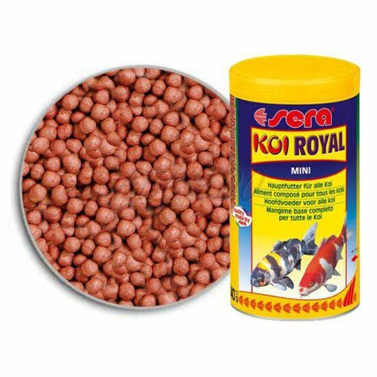 SERA KOI ROYAL MINI eledel 1000 ml