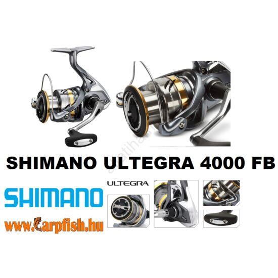 Shimano Ultegra 4000 FB Elsőfékes Orsó