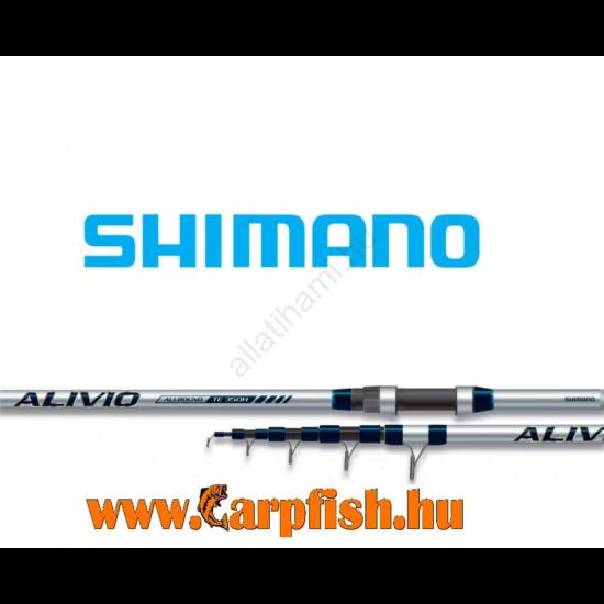 SHIMANO ALIVIO ALLROUND Telescopic 300H 3,50 m 50-100g