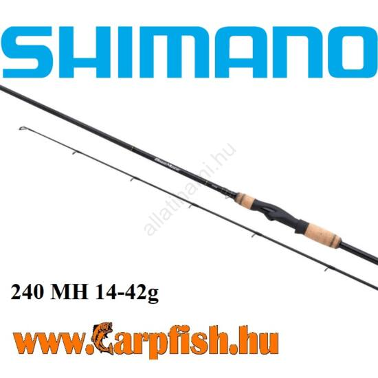 Shimano  Beastmaster FX Predator pergető bot 240 MH 14-42g (SBMFXMF24MH)