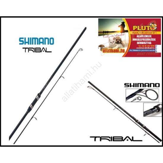 SHIMANO Tribal TX-1 3,6m 3,5lb bojlis bot (TX112350)
