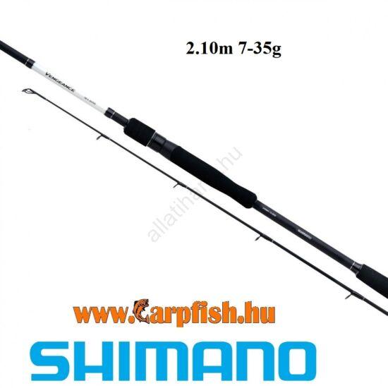 Shimano Vengeance CX Sea Bass  M Pergető Horgászbot 2.10m 7-35g