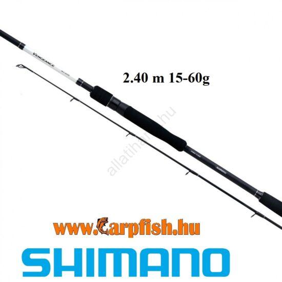 Shimano Vengeance CX Sea Bass  H Pergető Horgászbot 2.40m 15-60g