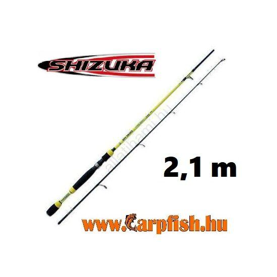 Shizuka SH 1400 2,1m 10-30g 2részes pergető horgászbot