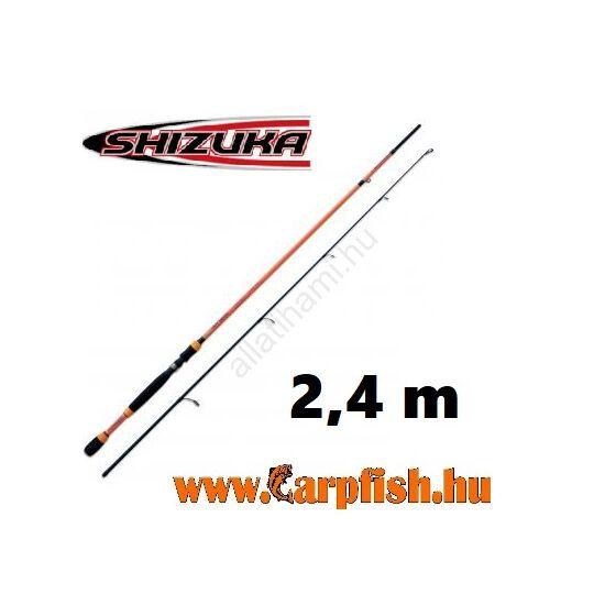 Shizuka SH 1400 2,4m 10-35g 2részes pergető horgászbot