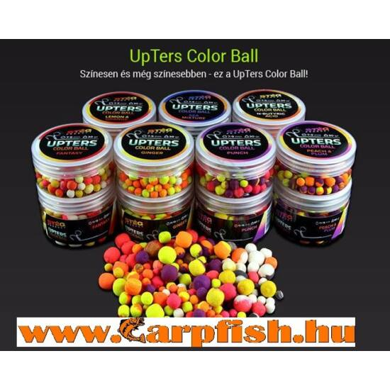 STÉG PRODUCT - UPTERS COLOR BALL 11-15 mm / 40 gr