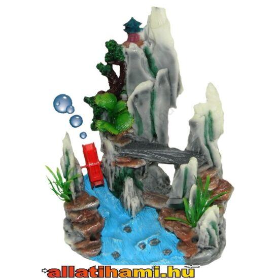 YM Hegyi patak dekoráció levegőporlasztó