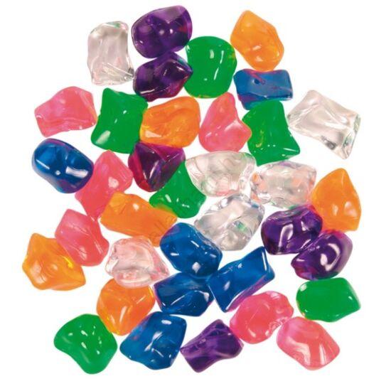 Trixie 8947 színes  kristálykövek  36 db