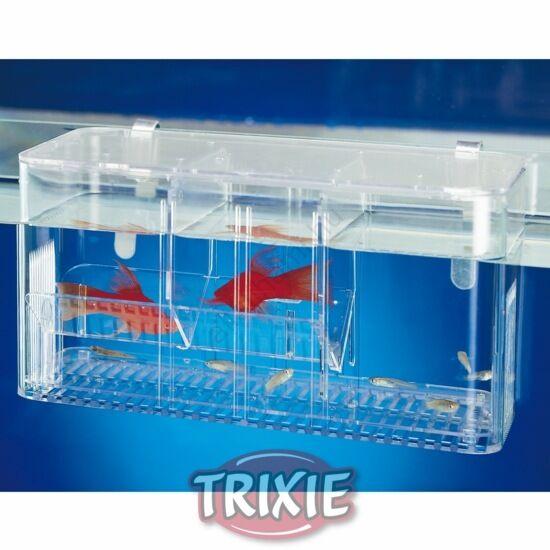 Trixie 8049 halkeltető műanyag áttetsző multiplus 5 kamrás
