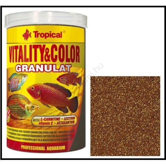 Tropical Vitality & Color  Granulat  100 ml
