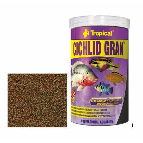 Tropical  Cichlid Granulat   100 ml