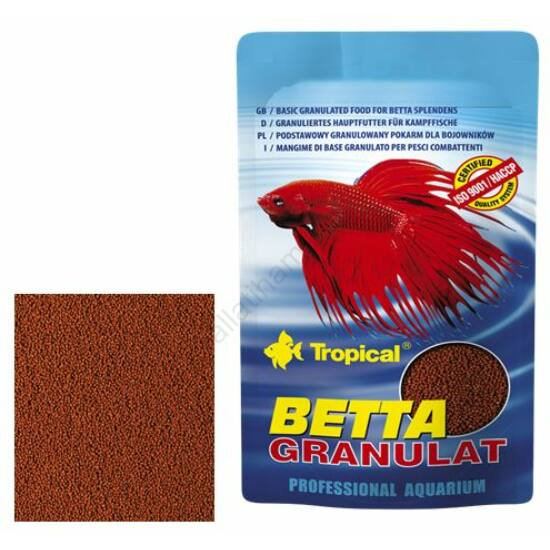 Tropical Betta  Granulat 30 gr