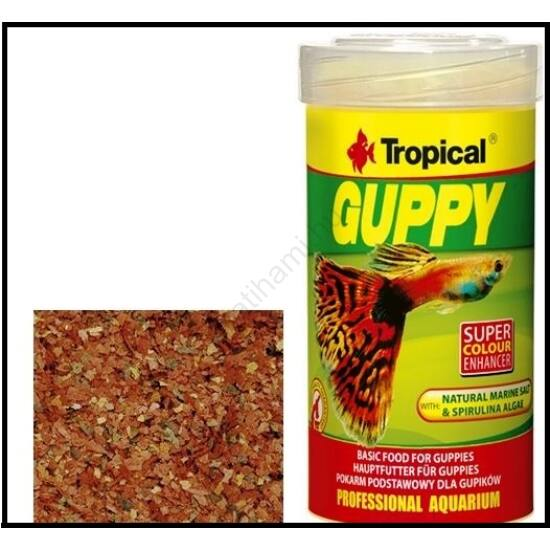 Tropical Guppy  150 ml