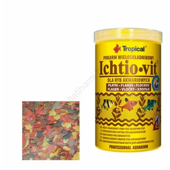 Tropical Ichtio –Vit   150 ml