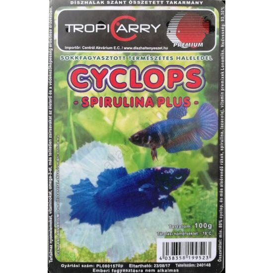Tropicarry Cyclops Spirulina Plus  100 gr