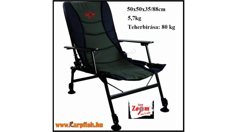 Carp Zoom N2 Komfort karfás fotel